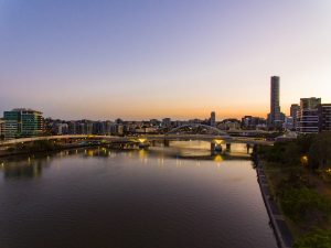 professional drone photography in Brisbane